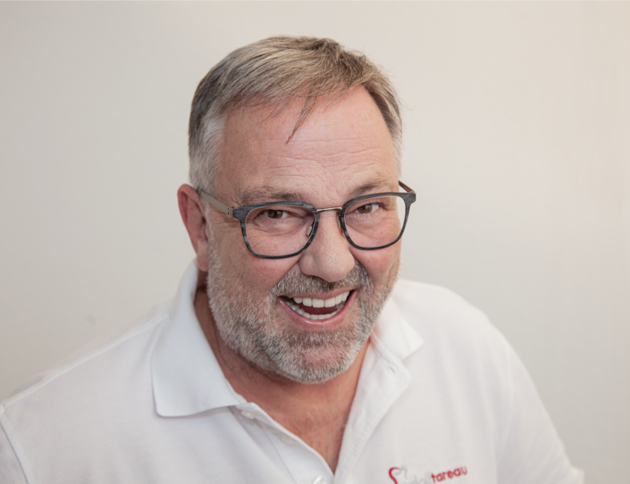 Zahnarzt Rudolf Tareau